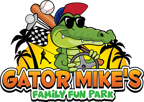 Gator Mike's Family Fun Park Logo