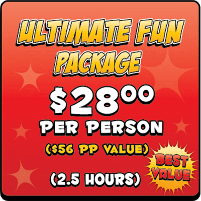 Ultimate Fun Birthday Party Package