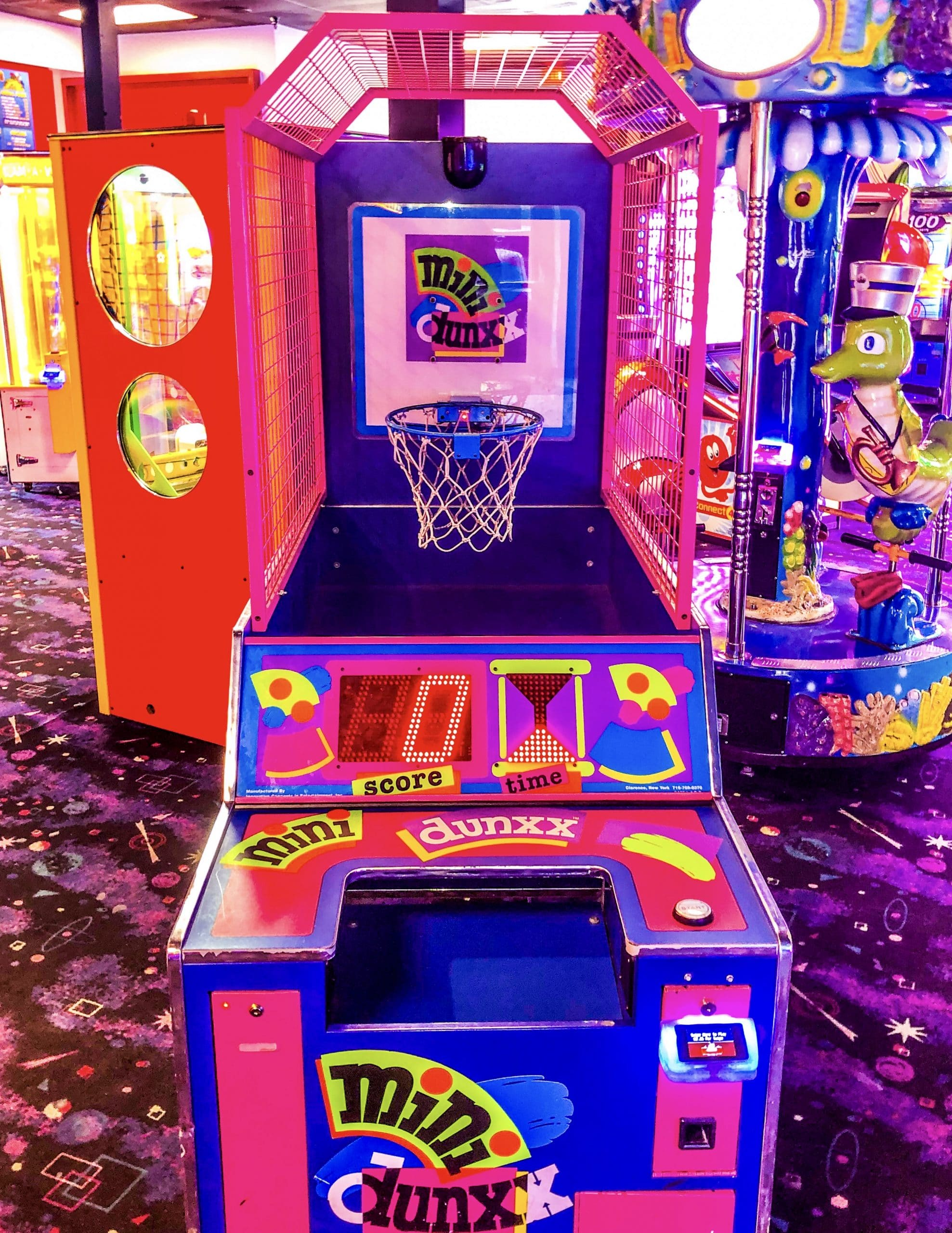 Arcade Game - Mini Dunxx