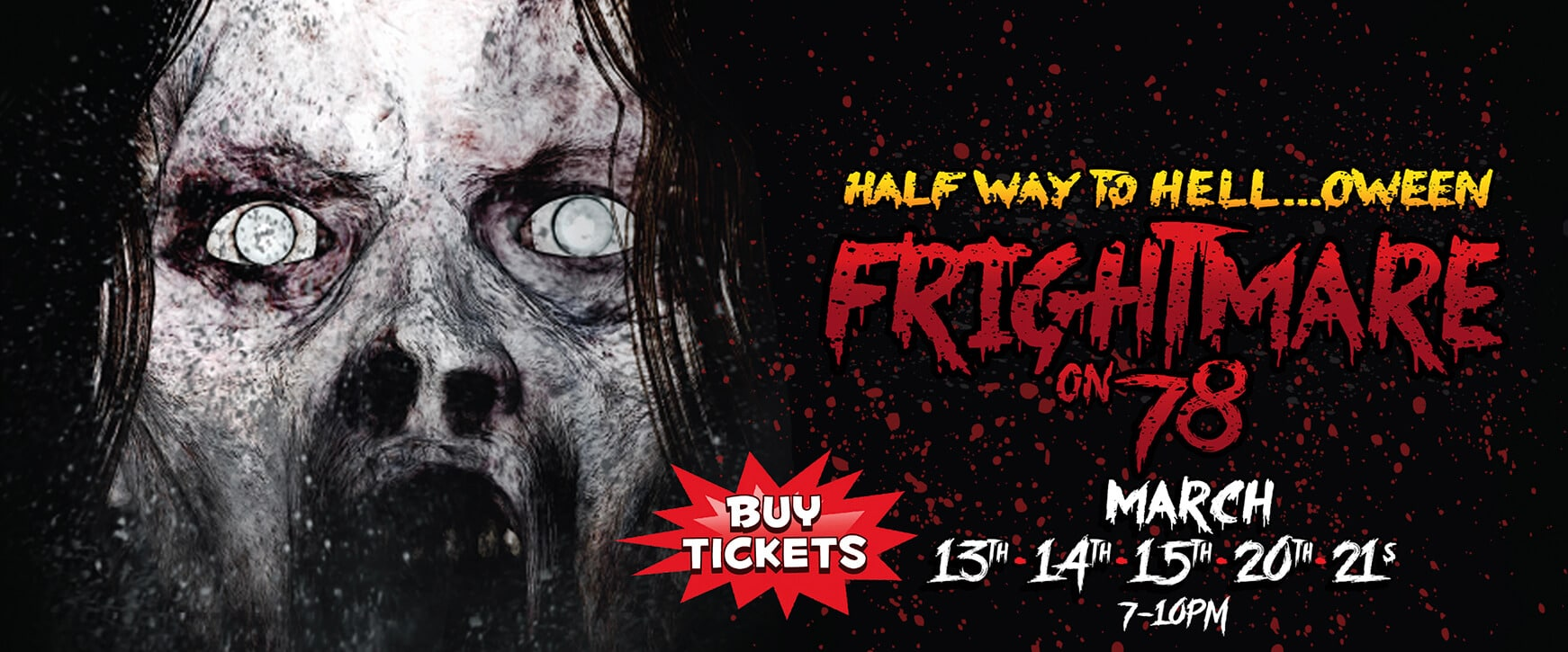 Frightmare March 2020